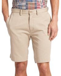 Polo Ralph Lauren Classic-Fit Chino Shorts - Lyst