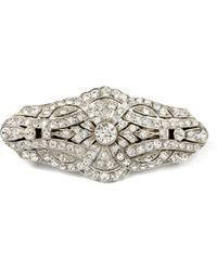 Ben-amun Bridal Abby Hair Piece - Lyst