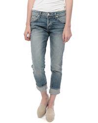 AMO Tomboy Jeans blue - Lyst