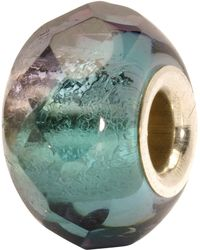 Trollbeads - Turquoise Prism Glass Bead - Lyst