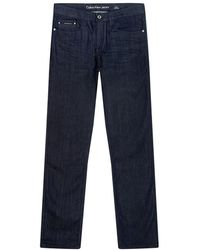 CALVIN KLEIN 205W39NYC - New Core Slim Straight Jeans - Lyst