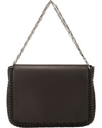 Paco Rabanne Large Chain Mail Shoulder Bag - Lyst