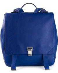 Proenza Schouler Courier Backpack - Lyst