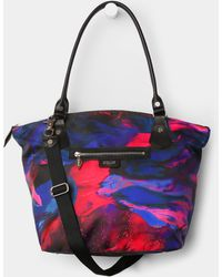 MZ Wallace - Chelsea Tote Pink Lava Bedford - Lyst
