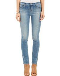 J Brand 811 Skinny Jeans - Lyst
