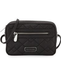 Marc By Marc Jacobs Sally Quilted Crossbody Bag - Lyst