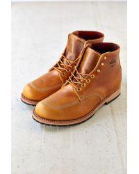 Woolrich Yankee Buck Boot - Natural