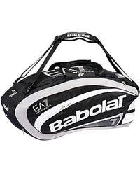 Emporio Armani Tennis Racket Bag - Black