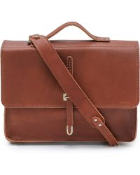 Billykirk - Leather Schoolboy Satchel - Lyst