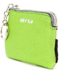 House Of Holland Pony Skin and Leather Coin Purse - Lyst