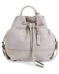 Treasure & Bond - Convertible Bucket Bag Backpack - Lyst