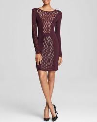 Catherine Malandrino Harper Pointelle Dress  Bloomingdales Exclusive - Lyst