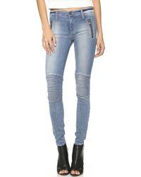 Hudson Stark Moto Jeans Vandal - Lyst