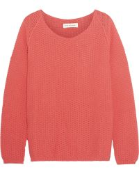Chinti And Parker Cottonknit Sweater - Lyst