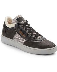 Alexander McQueen x Puma Joust Lo Iii Leather Sneakers - Lyst