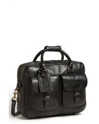 Polo Ralph Lauren - Leather Commuter Bag - Lyst