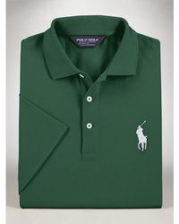 Polo Ralph Lauren Tournament Golf Polo Shirt - Lyst