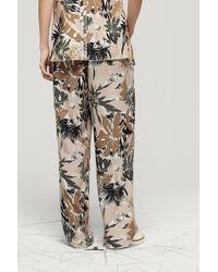 Rag & Bone Victoria Trousers beige - Lyst