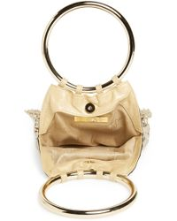 Whiting & Davis 'Vienna' Metal Mesh Handbag - Lyst