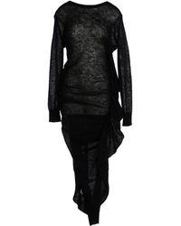 Junya Watanabe Comme des Garçons 3/4 Length Dress - Lyst