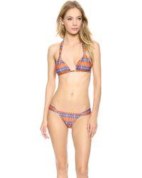 Vix Jaspe Ruby Bikini Top Jaspe - Lyst