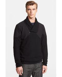 Arc'teryx Veilance 'Diale' Shawl Collar Sweater - Lyst
