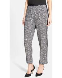 Trouvé Textured Tuxedo Pants - Lyst