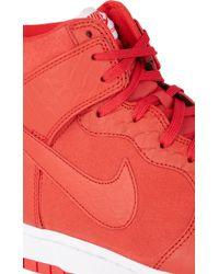 Nike Dunk Comfort Premium Sneakers - Lyst