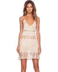 UNIF - Dharma Knit Dress - Lyst
