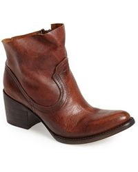 Freebird by Steven 'Salt' Leather Boot brown - Lyst