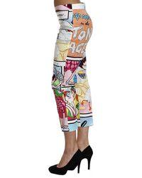 Moschino Cheap & Chic Trouser Woman Moschino - Lyst