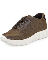 Stuart Weitzman Sneakers for Men - Lyst.com