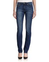 Joe's Jeans Valencia Straight-Leg Jeans - Lyst
