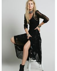 Free People Pieces Of Me Maxi - Lyst