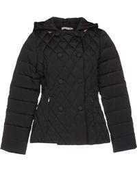 Stefanel Down Jacket - Black