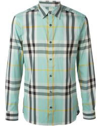 Burberry Brit 'House Check' Shirt - Lyst