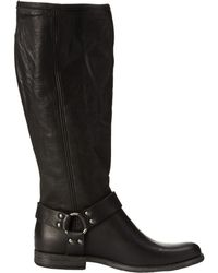 Frye Phillip Harness Tall Extended - Lyst