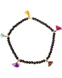 Shashi Crystal Lilu Bracelet - Lyst