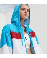 Calvin Klein Coupe-vent - Bleu