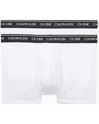 Calvin Klein - 2-pack Boxers - Ck One - Lyst