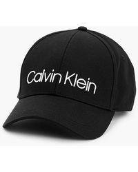 Calvin Klein Pet Met Logo - Zwart