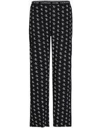 Calvin Klein Pyjamabroek - Ck One - Zwart