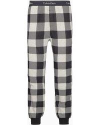 Calvin Klein Pantalon de jogging d'intrieur - Modern Cotton - Gris