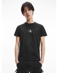 Calvin Klein Logo T-shirt - Black