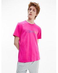 Calvin Klein Shorts-Pyjama-Set - Pride - Pink