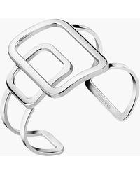 Calvin Klein Bracelet rigide ouvert - Perky - Métallisé