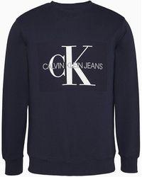 Calvin Klein Sweater - Blauw