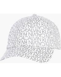 Calvin Klein Logo Cap - Multicolour