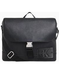 Calvin Klein Messenger bag - Negro