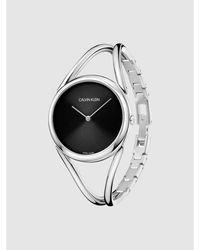 Calvin Klein Horloge - Lady - Metallic